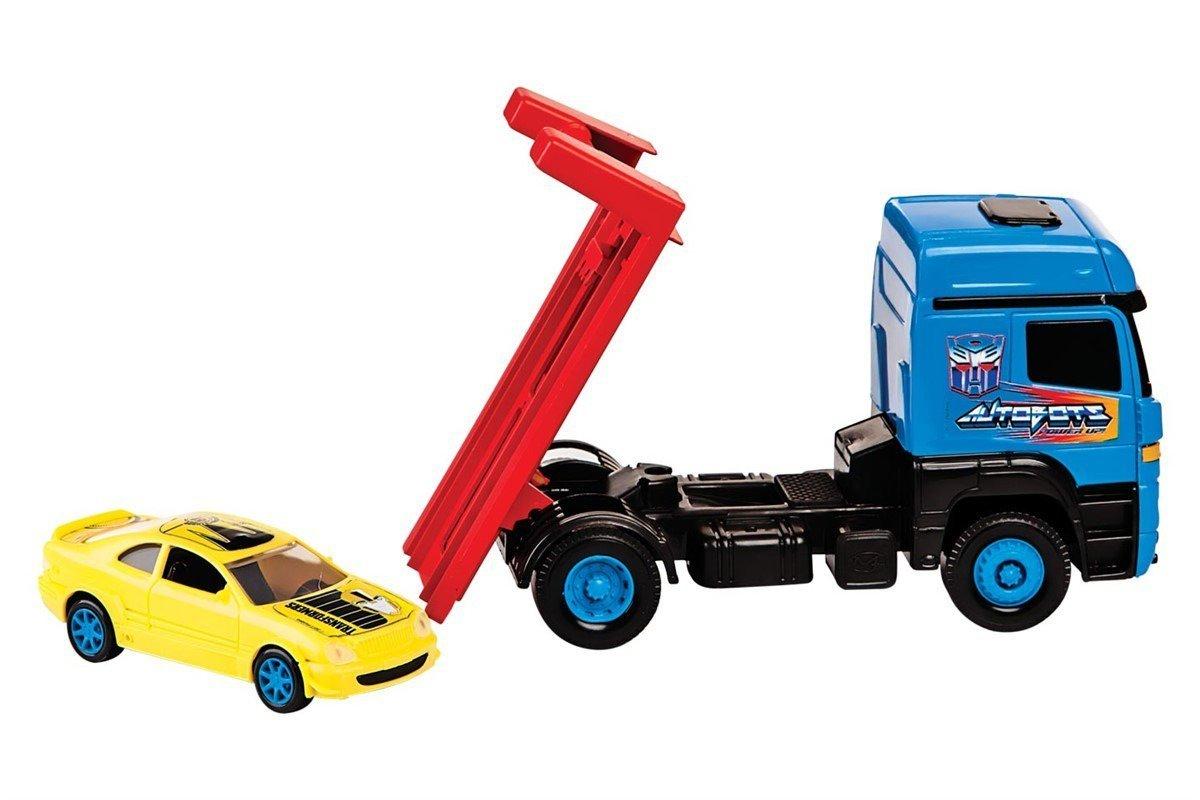 Caminhão Guincho Tork Transformers - Multibrik 1000540