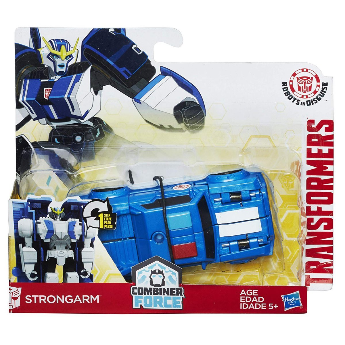 Transformers Combiner Force Strongarm - Hasbro C2338