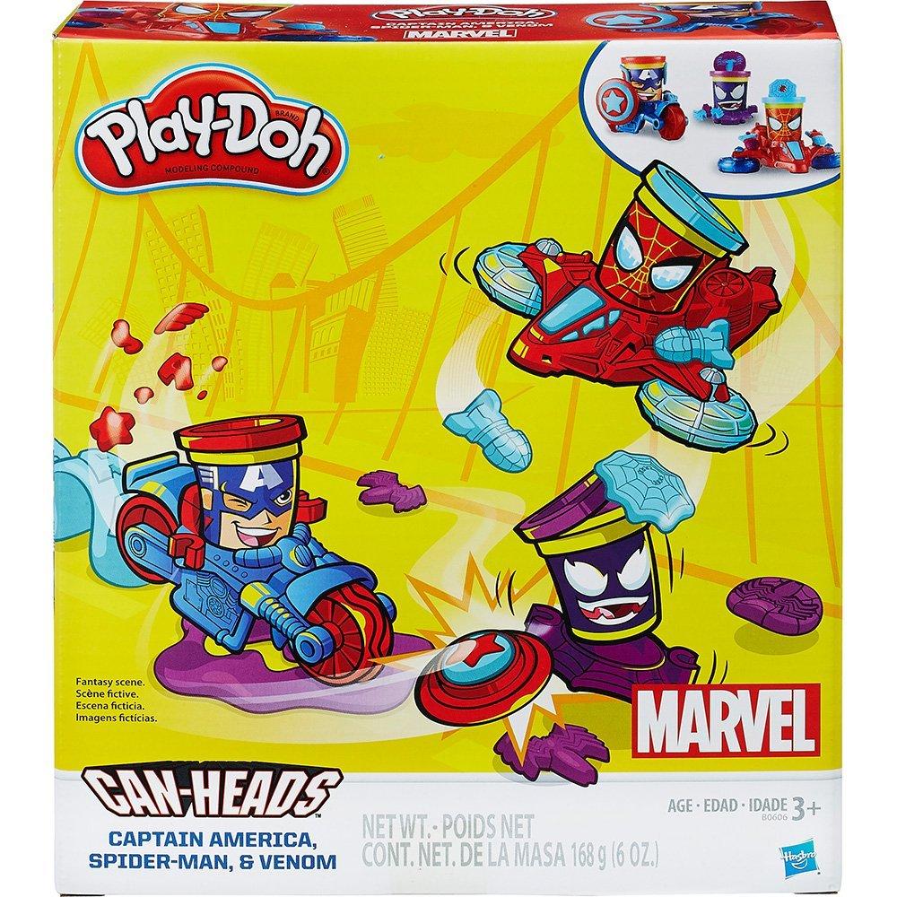 Massinha Play-doh Marvel Veículo - Hasbro B0606