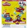 MASSINHA PLAY-DOH MARVEL VEÍCULO - HASBRO B0606