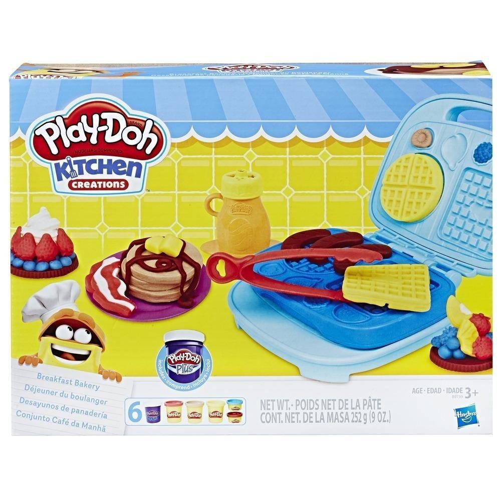 Massinha Play-doh Café Da Manhã - Hasbro B9739