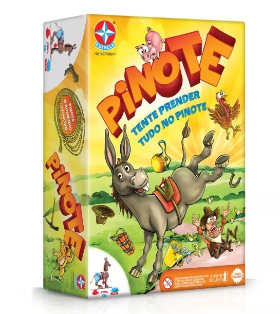 Jogo Pinote - Estrela 7100017