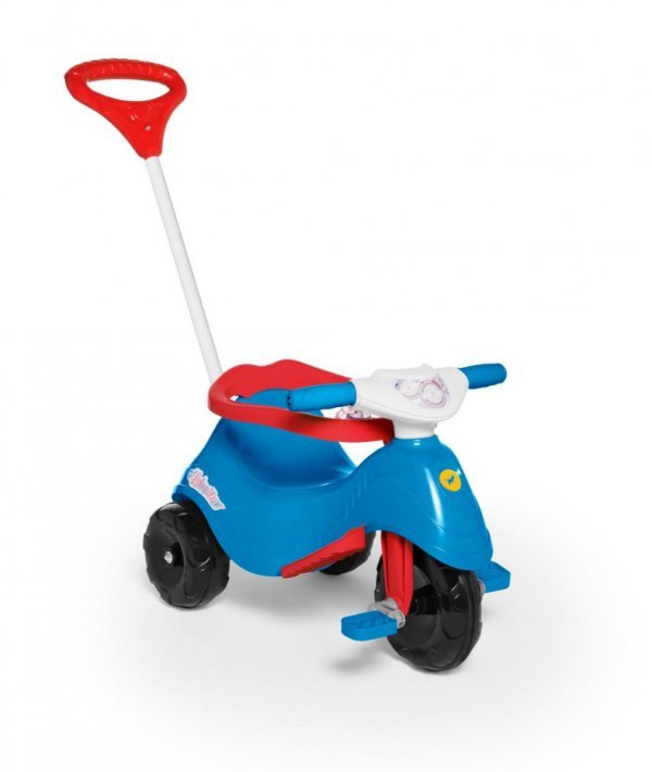 Triciclo Lelecita - Azul - Calesita 1004
