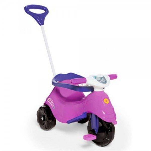 Triciclo Lelecita - Rosa - Calesita 1006