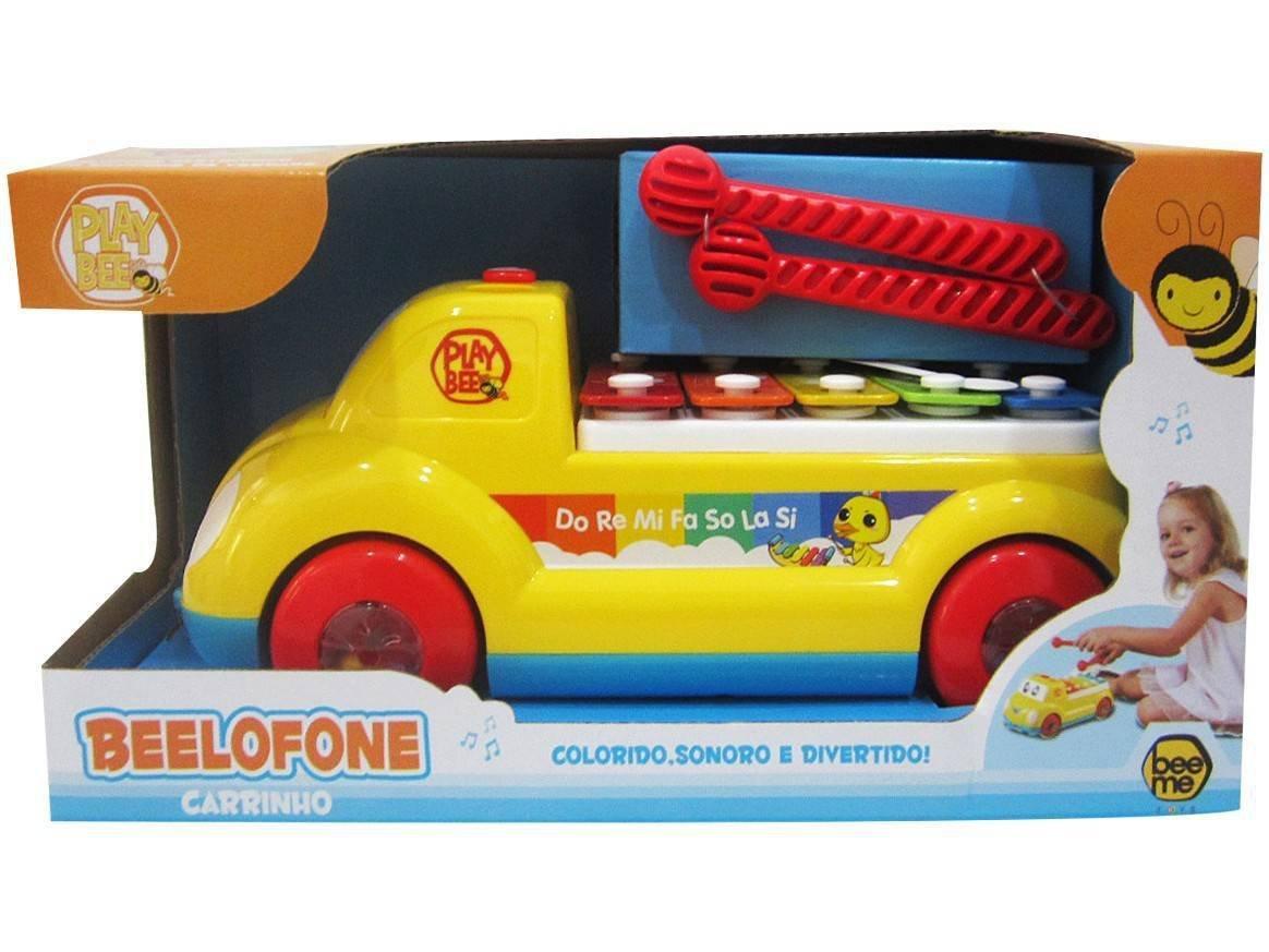 Carrinho Beelofone - Beeme 2719