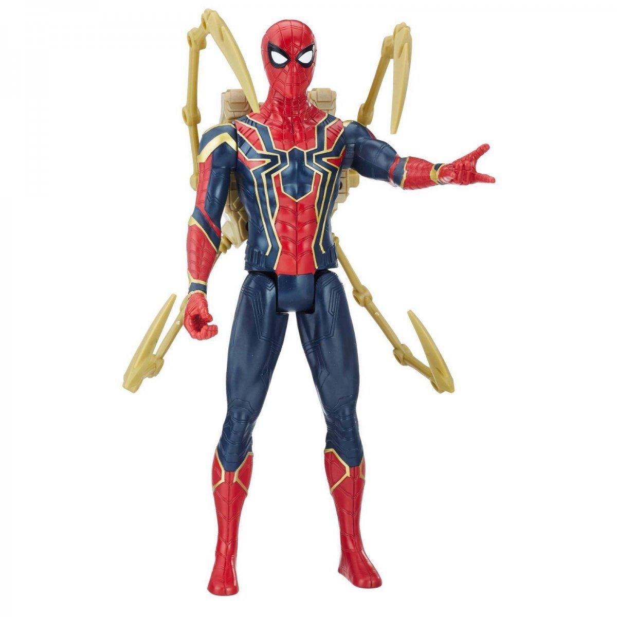 Boneco Homem Aranha Eletrônico Guerra Infinita Marvel - Hasbro E0608