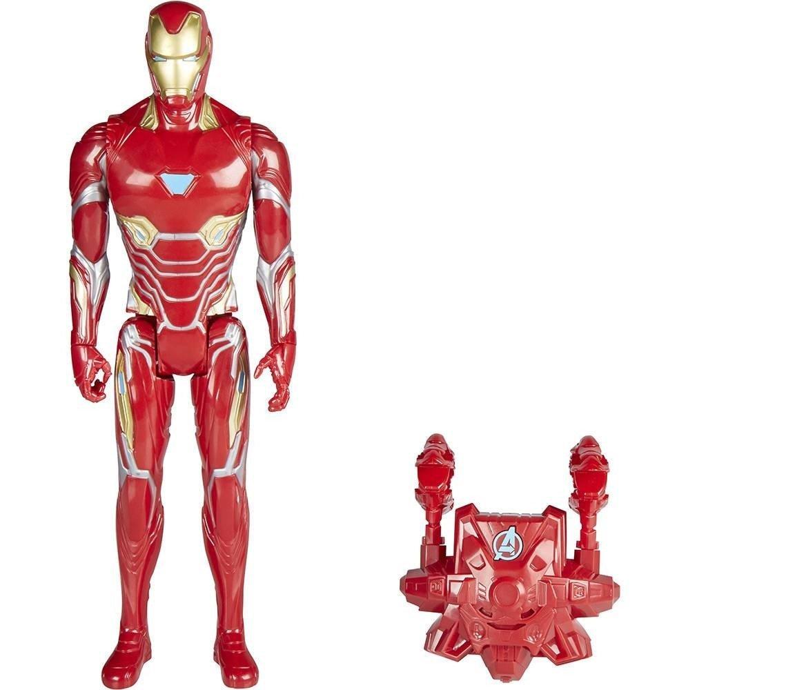 Boneco Eletrônico Guerra Infinita Iron Man - Hasbro E0606