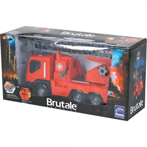Caminhão Brutale Bombeiro - Roma 1510