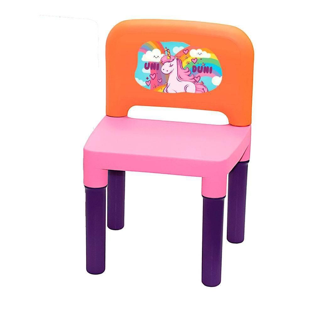 Conjunto Mesa E Cadeira Uni Duni - Multibrink 1956