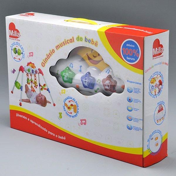 Ginásio Musical Do Bebê - Multibrink 101112
