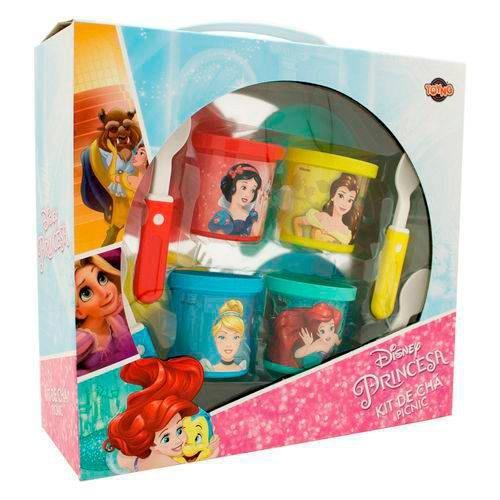 Jogo De Chá Picnic Princesas -toyng 30018