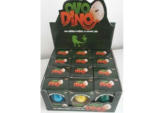 Ovo Surpresa Dino - Zoop Toys Zp00192