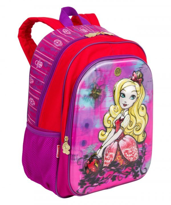 Mochila De Costas Grande Ever After High - Sestini