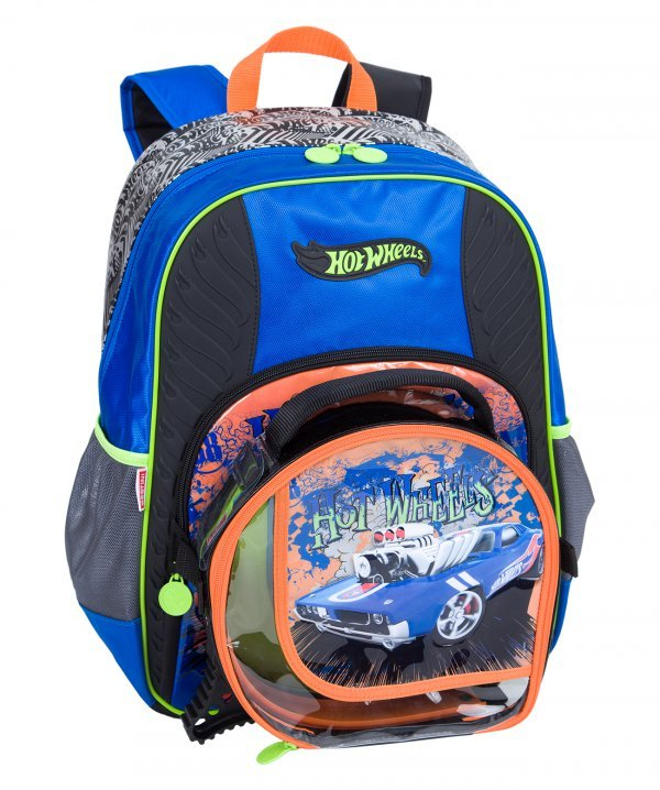 MOCHILA DE COSTA GG HOT WHEELS - SETINI 064146-00