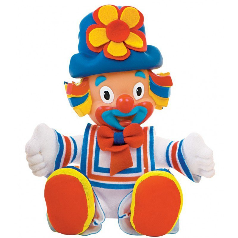 Boneco Patati Fashion Pequeno - Multibrink 7041
