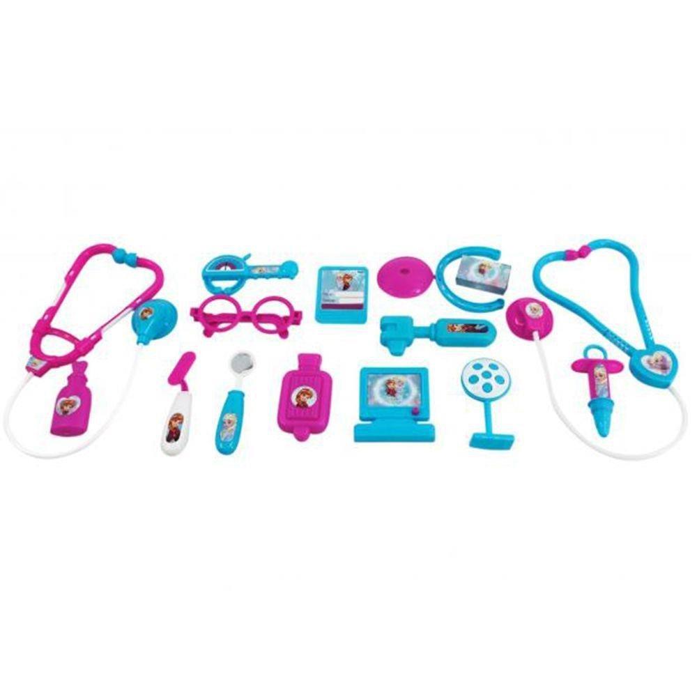 Kit Médico Frozen Caixa Grande - Toyng 28753