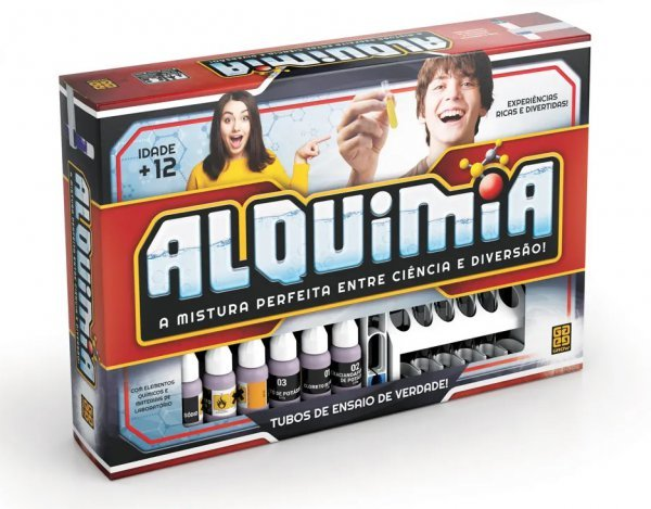 Jogo Alquimia - Grow 02396