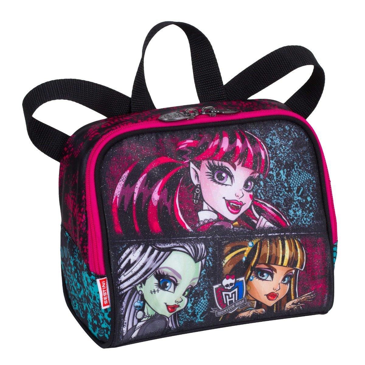 Lancheira Monster High - Sestini 064195-00