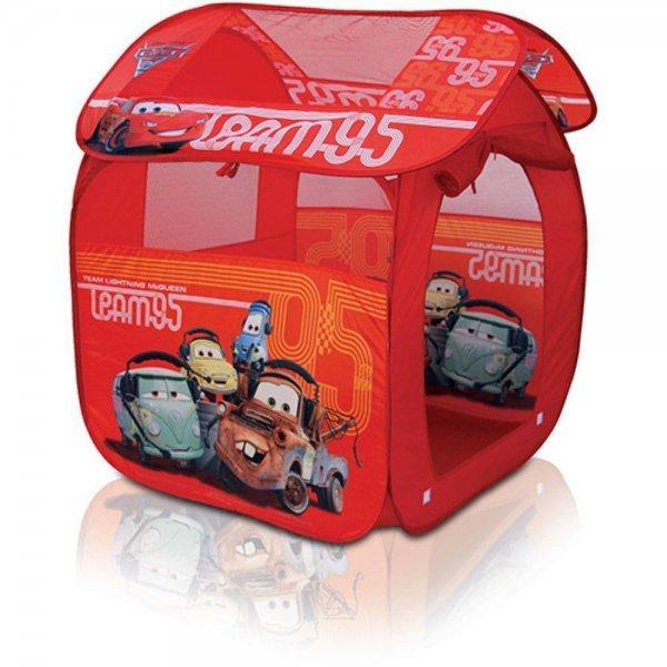 Barraca Portátil Infantil Casa Carros - Zipp Toys Gf001b