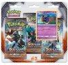 Jogo Pokémon Triplo Blister Sombras Ardentes Cosmog - Copag 97460