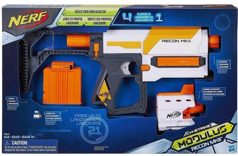 Nerf Lancador Modulus Recon Mkii - Hasbro B4617