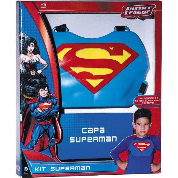 KIT SUPERMAN LIGA JUSTIÇA - ROSITA 9470