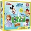 Jogo Cartas Opostas Disney Junior - Estrela 1700030