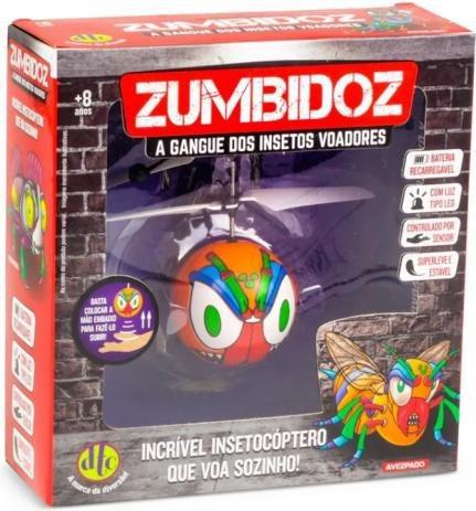 Zumbidoz Insetocóptero Avezpado - Dtc 3891