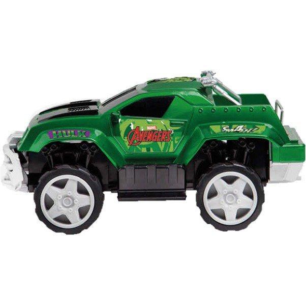 Carrinho De Controle Avengers Pick Up Do Hulk - Mimo 3192