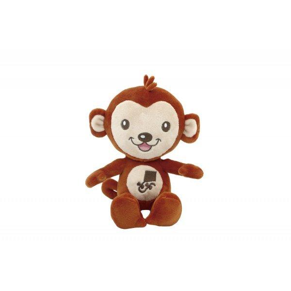 Pelúcia Animazoo Kako Macaco 26cm - Beeme 2207