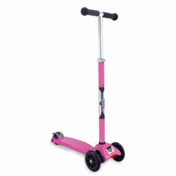 Patinete Scooter Net Max Racing Club Rosa - Zoop Toys Zp00105