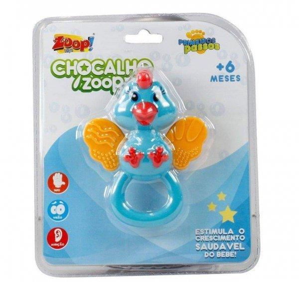 Chocoalho Passarinho - Zoop Toys Zp00143