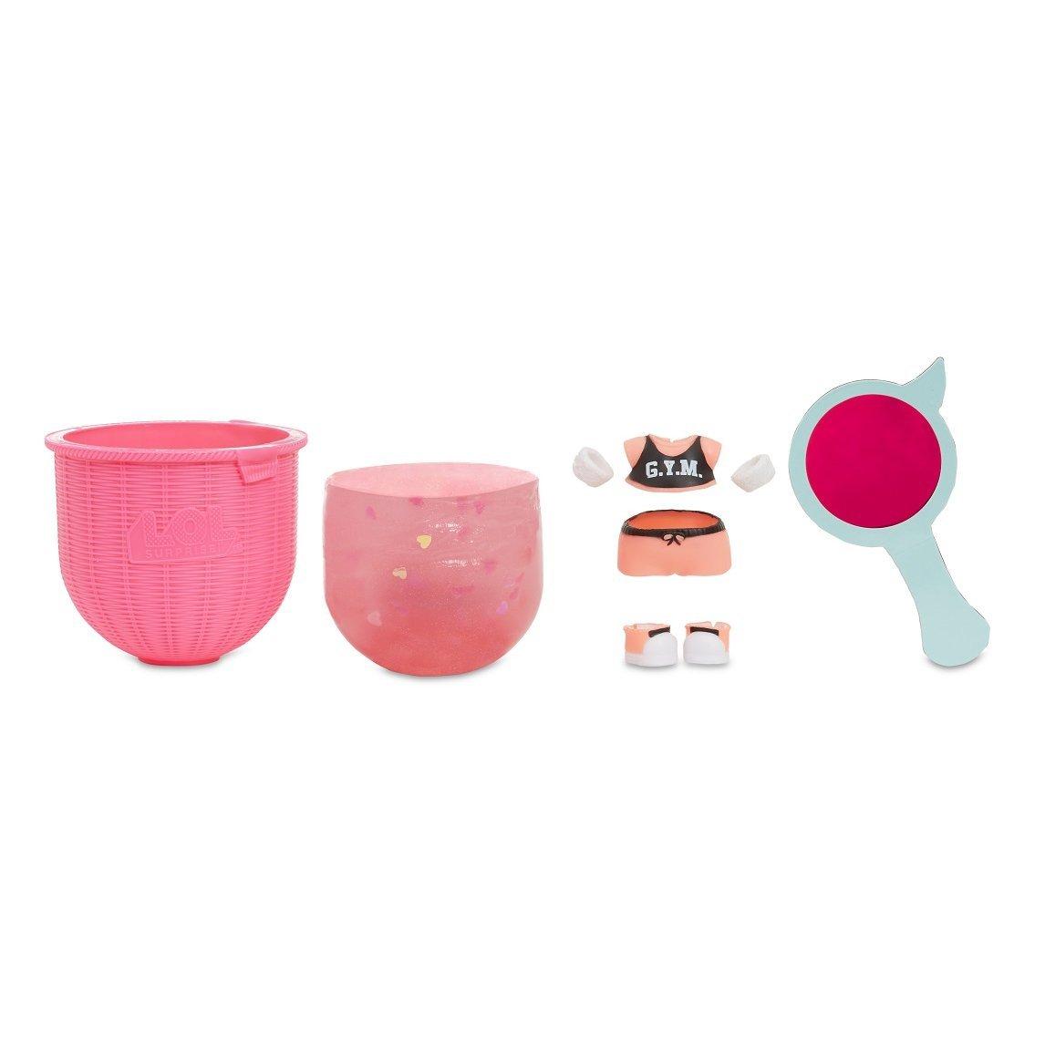 Lol Surprise Fashion Crush 3 Surpresas - Acessórios Para Mini Boneca - Candide 8920