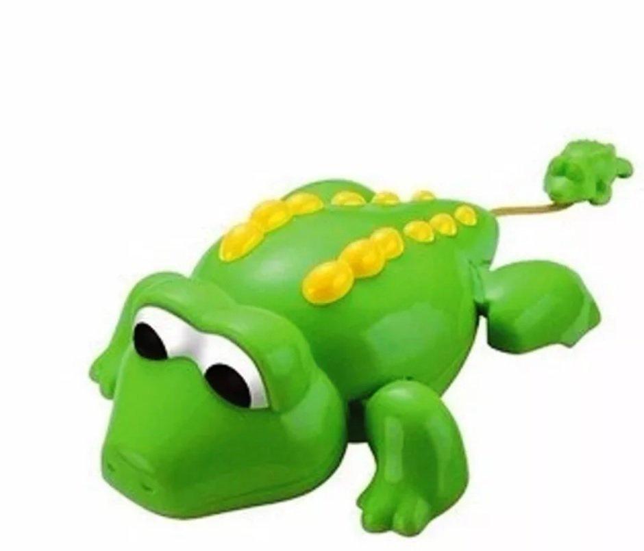 Bichos Divertidos À Corda Jacaré - Zoop Toys Zp00064
