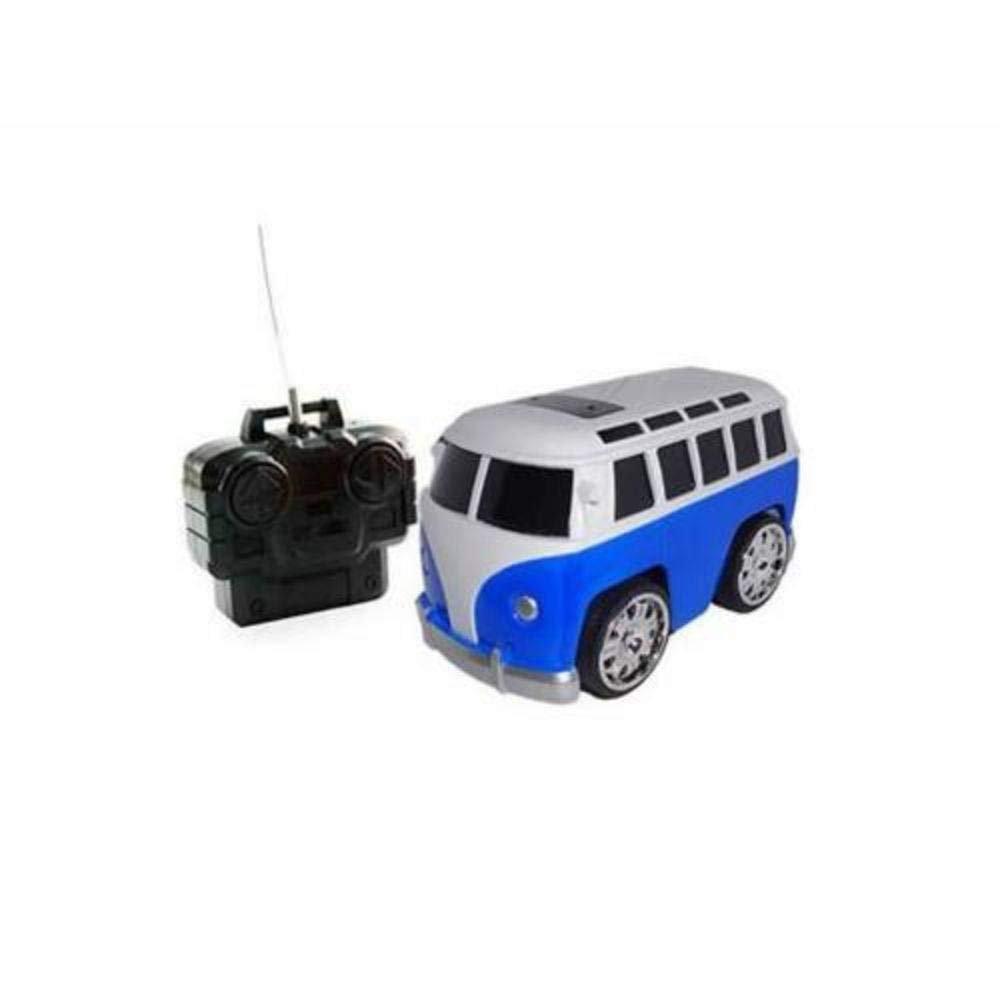 Carrinho De Controle Kombi Azul Racing Club - Zoop Toys Zp00117
