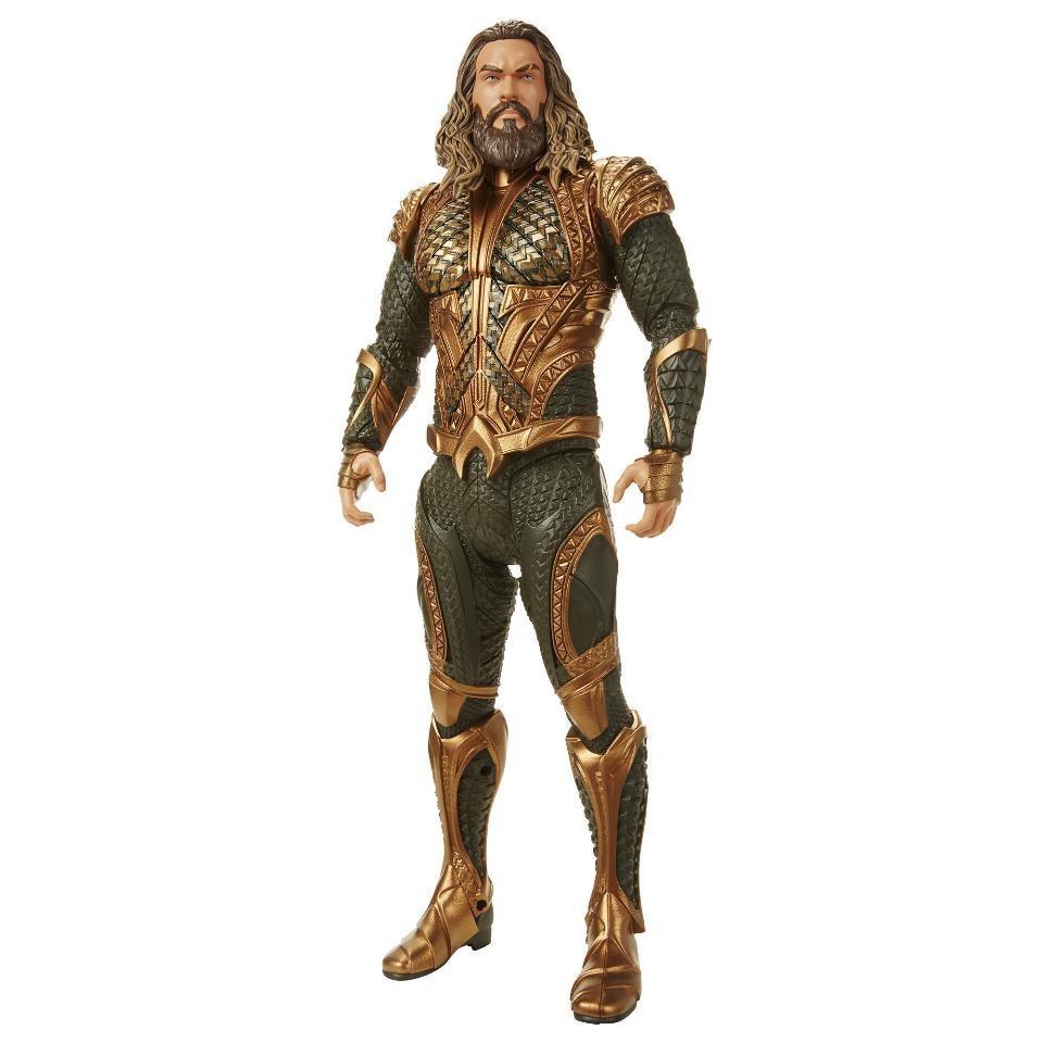 Boneco Aquaman 50 Cm Articulado - Mimo 0925