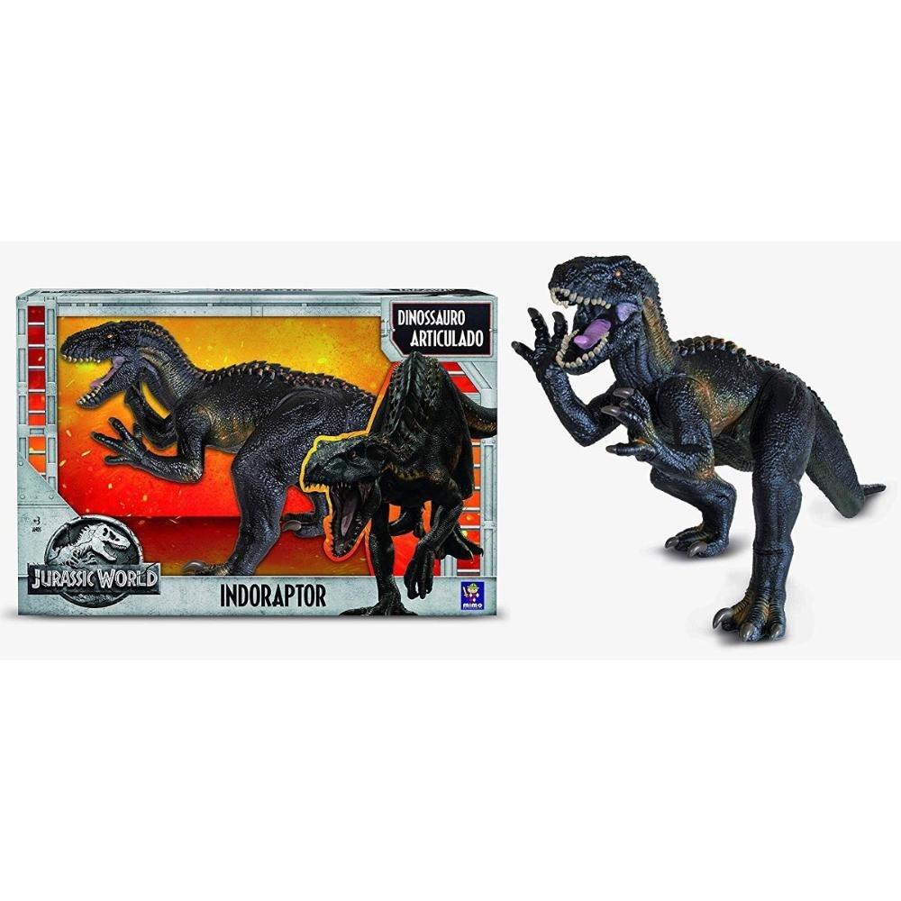 Dinossauro Indoraptor Jurassic World 35 Cm - Mimo 0752