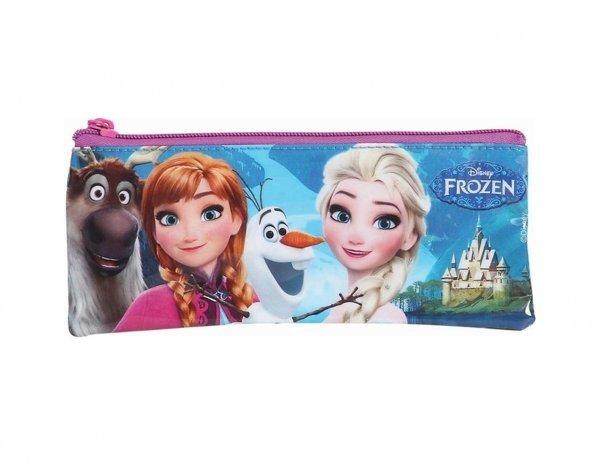 Estojo Escolar Simples Infantil Frozen - Deerwil