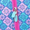 Mochila Com Rodinhas Frozen Disney - Dermiwil 51966