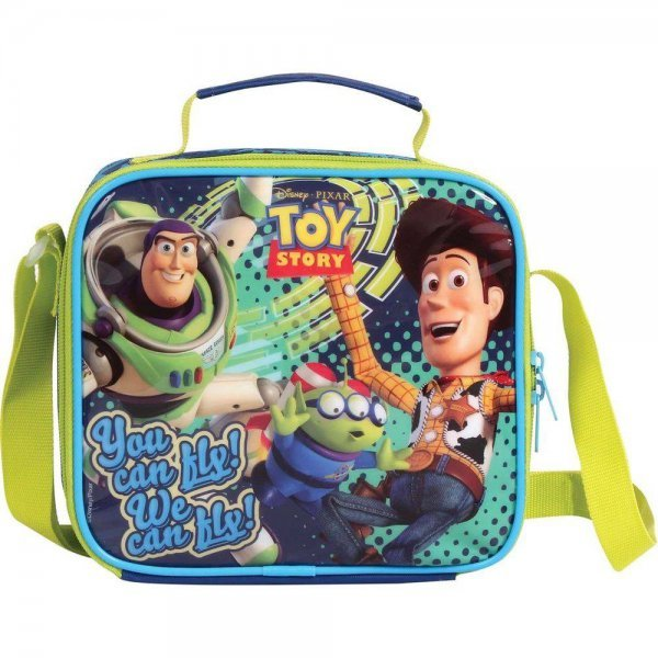 Lancheira Infantil Toy Story Dermiwil - Deerwil