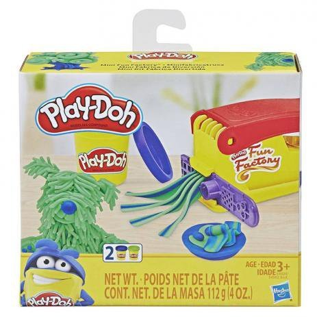 Massinha Play Doh Mini Fábrica Divertida - Hasbro E4920