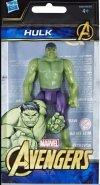 Mini Boneco Hulk 10cm Avengers - Hasbro E4511