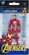 Mini Boneco Homem De Ferro 10cm Avengers - Hasbro E4514