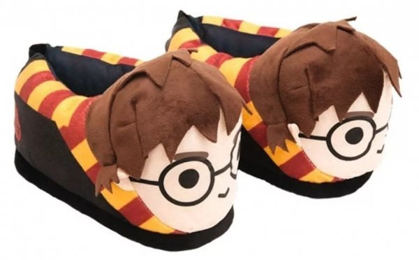 PANTUFA HARRY POTTER 3D - RICSEN 119120