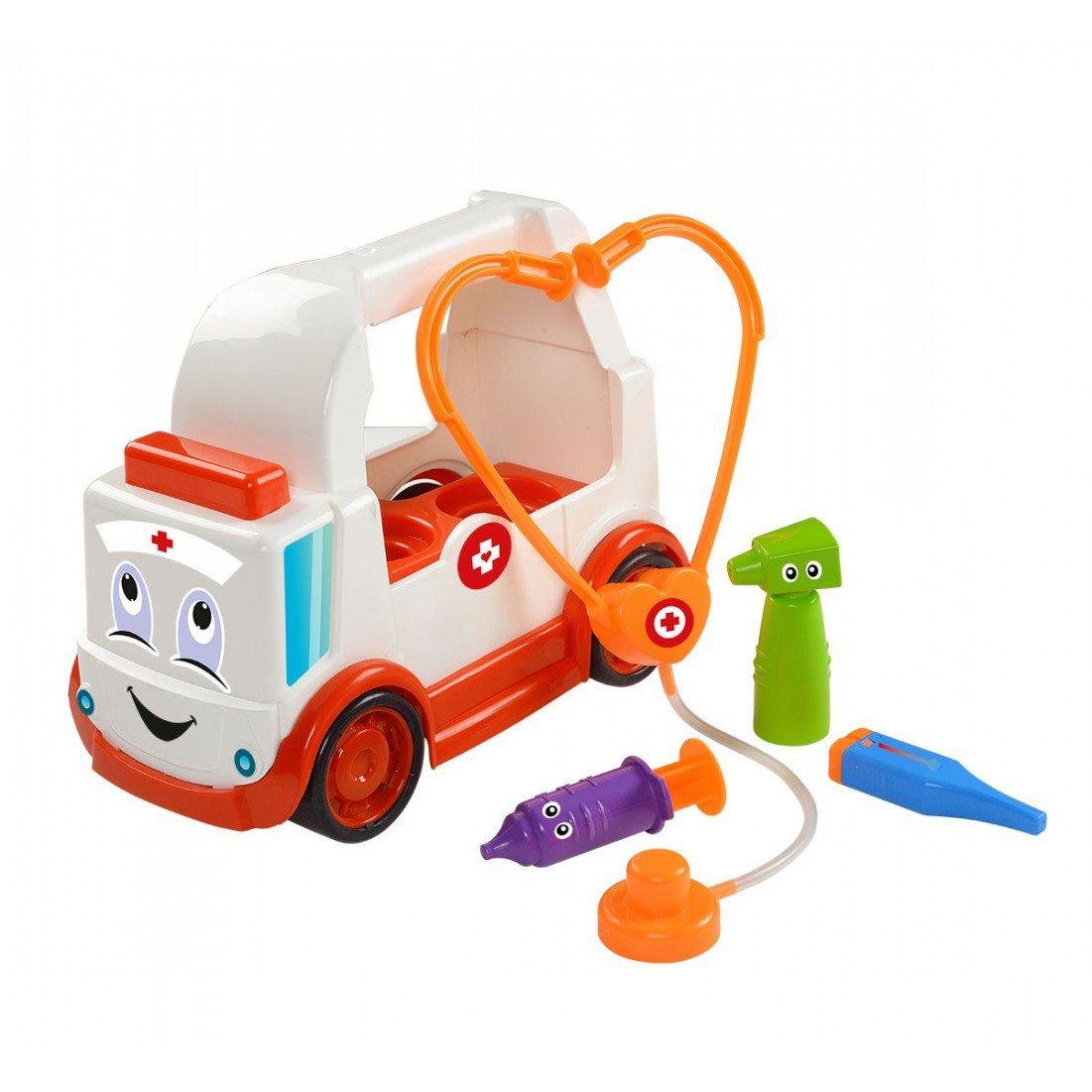 Ambulância Doctor Kid - Dismat Mk337