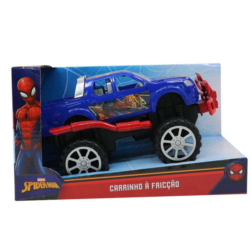 Pick Up Homem-aranha Fricção - Toyng 32592