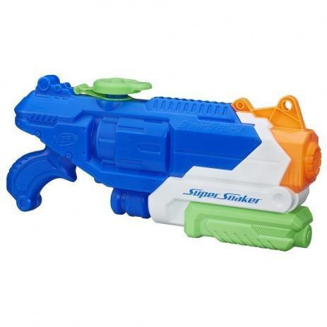 Lançador De Água Nerfsuper Soaker Breach Blast - Hasbro B4438