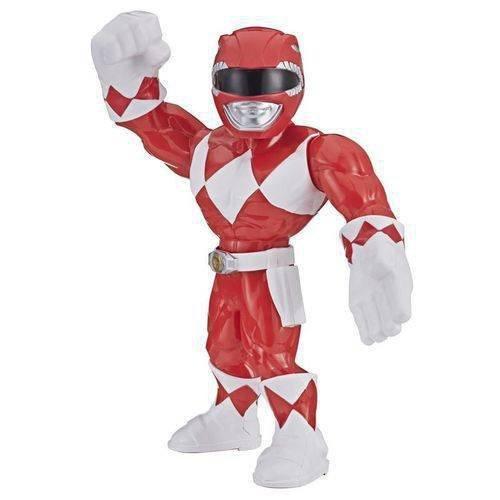 Boneco Playskool Heroes Power Rangers - Vermelho - Mega Mighties - Hasbro E5872