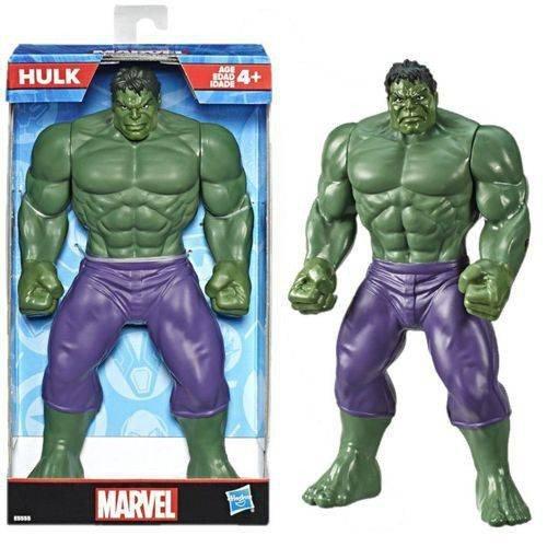 Boneco Hulk Olympus Marvel Avengers - Hasbro E5555