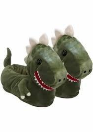Pantufa 3d Dinossauro - Ricsen 119220